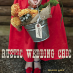 rustic wedding chick